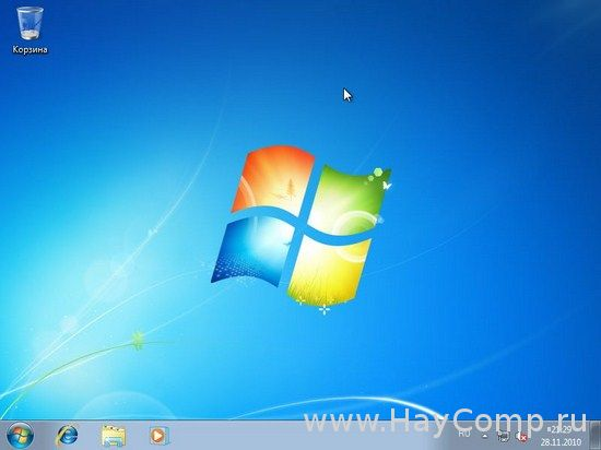 Windows 7 ultimate RUS