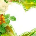Շրջանակներ սիրո թեմայով PNG — 3