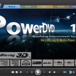 CyberLink PowerDVD 10.0.3715.54 3D Mark II Ultra Max / 11.0.2408.53 Ultra